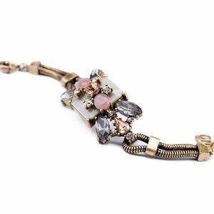 Jewelry - 🔹New🔹Opal Charm Bracelet